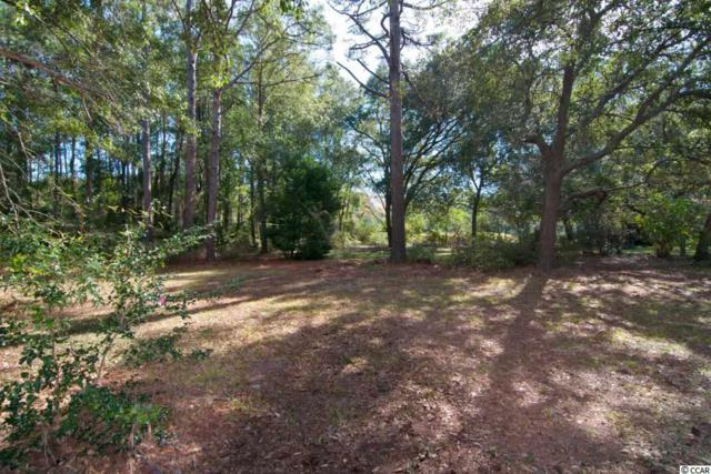TBD Crooked Oak Dr., Pawleys Island, SC 29585 (MLS #1822348) :: The Lachicotte Company