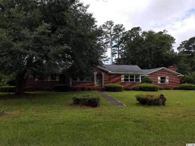 402 N Lafayette St., Hemingway, SC 29554 (MLS #1822368) :: The Homes & Valor Team