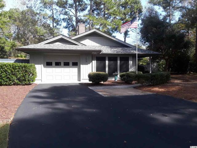 944 Cedarwood Circle, Myrtle Beach, SC 29572 (MLS #1822374) :: The Trembley Group