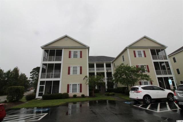 2090 Cross Gate Blvd #301, Myrtle Beach, SC 29575 (MLS #1822412) :: The Hoffman Group