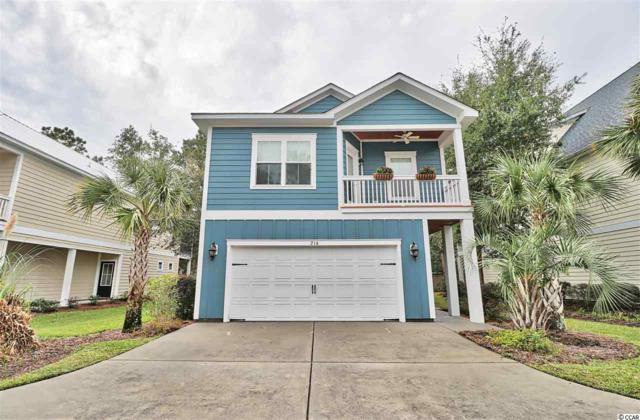 216 Natures View Circle, Pawleys Island, SC 29585 (MLS #1822415) :: The Litchfield Company