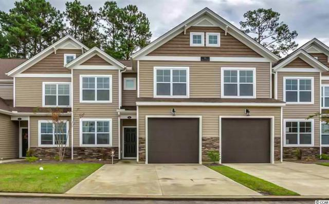 116 Machrie Loop B, Myrtle Beach, SC 29588 (MLS #1822423) :: Matt Harper Team