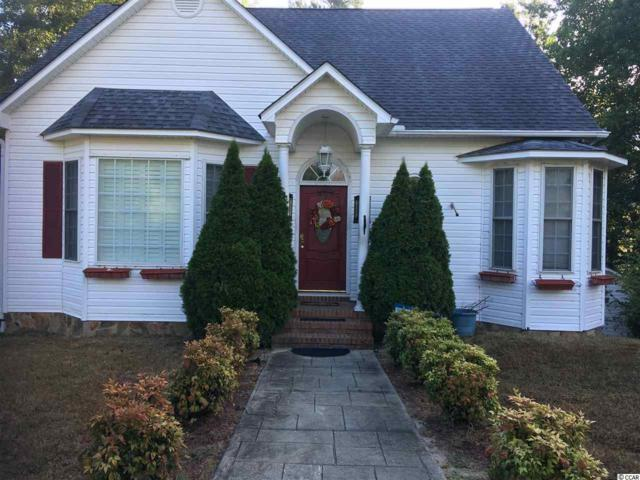 1689 Carriage Ln., Little River, SC 29566 (MLS #1822460) :: The Hoffman Group