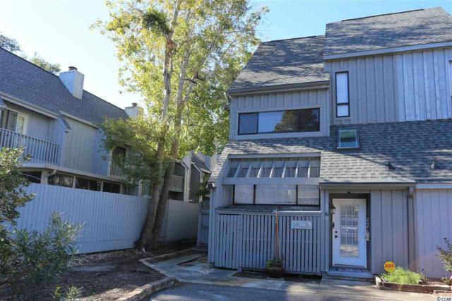 7300 Porcher Dr. #6, Myrtle Beach, SC 29572 (MLS #1822501) :: The Litchfield Company