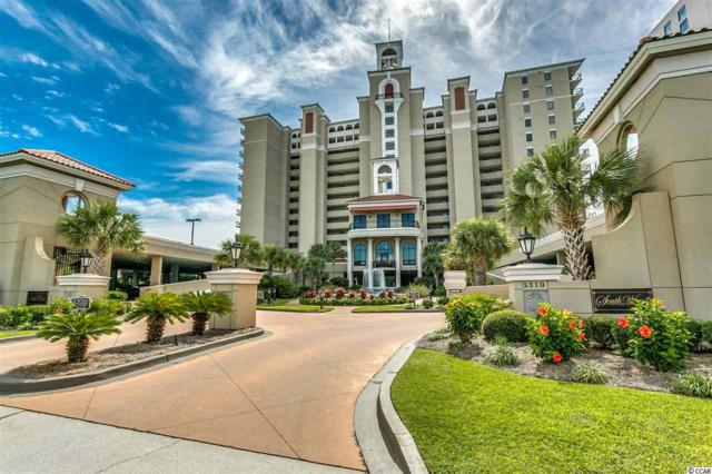 5310 N Ocean Blvd. #1101, Myrtle Beach, SC 29577 (MLS #1822513) :: Right Find Homes