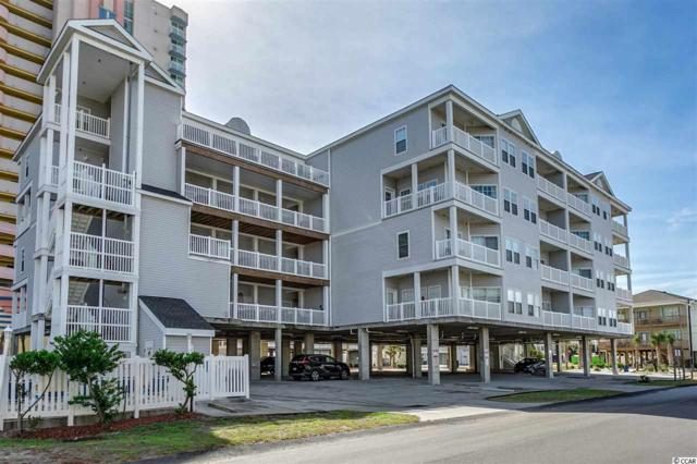3401 N Ocean Blvd. #303, North Myrtle Beach, SC 29582 (MLS #1822515) :: Garden City Realty, Inc.