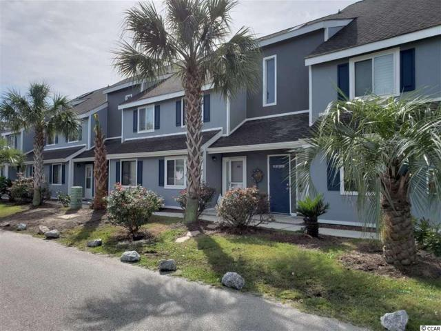 1891 Colony Dr. 14-J, Surfside Beach, SC 29575 (MLS #1822565) :: James W. Smith Real Estate Co.