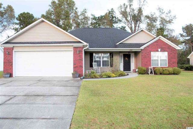 106 Talon Dr., Conway, SC 29527 (MLS #1822609) :: The Hoffman Group