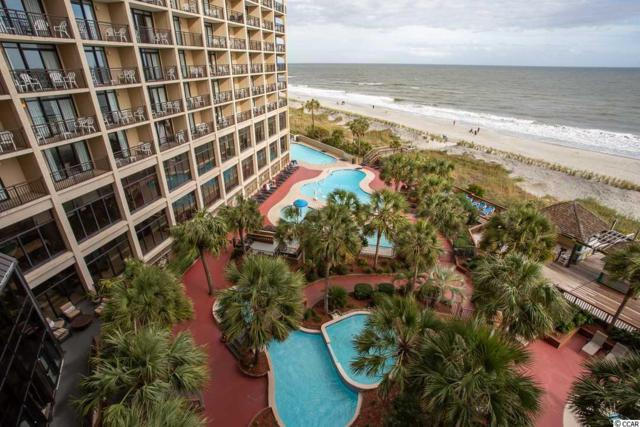 4800 S Ocean Blvd. #518, North Myrtle Beach, SC 29582 (MLS #1822631) :: The Trembley Group