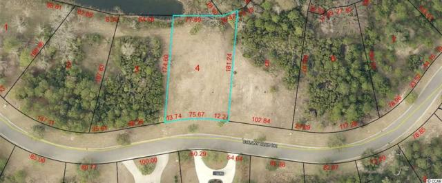Lot 4 Colony Club Dr., Georgetown, SC 29440 (MLS #1822650) :: The Homes & Valor Team