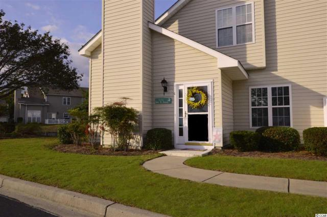 503 20th Ave. N 32 C, North Myrtle Beach, SC 29582 (MLS #1822652) :: The Hoffman Group
