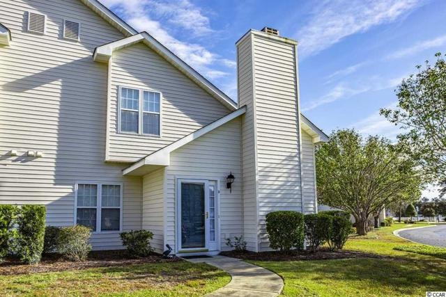503 20th Ave. N 44-D, North Myrtle Beach, SC 29582 (MLS #1822677) :: James W. Smith Real Estate Co.