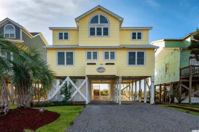 515 Ocean Blvd., Holden Beach, NC 28462 (MLS #1822680) :: Right Find Homes