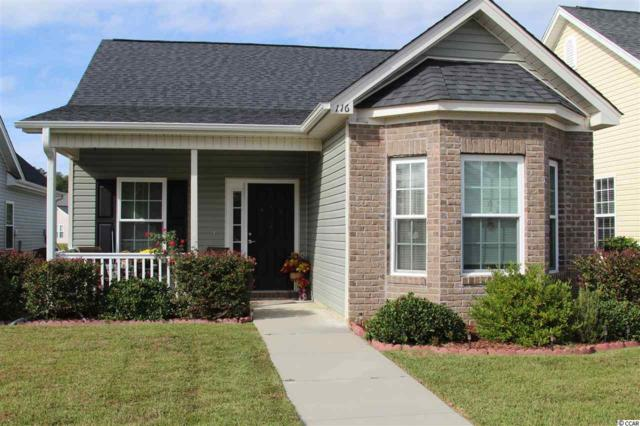 116 Tradd St., Myrtle Beach, SC 29588 (MLS #1822683) :: James W. Smith Real Estate Co.
