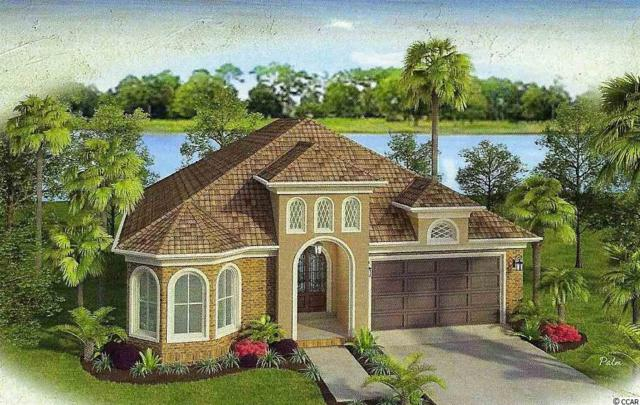 536 Dania Beach Dr., Myrtle Beach, SC 29577 (MLS #1822685) :: James W. Smith Real Estate Co.