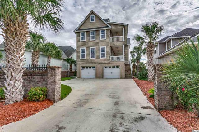 4868 Williams Island Dr., Little River, SC 29566 (MLS #1822693) :: The Hoffman Group