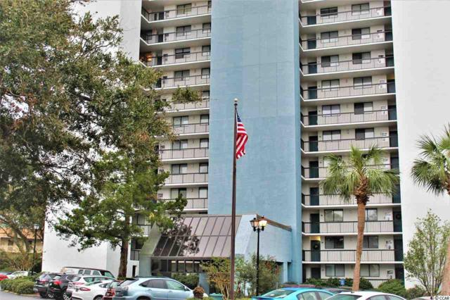 311 69th Ave. N #101, Myrtle Beach, SC 29572 (MLS #1822697) :: James W. Smith Real Estate Co.
