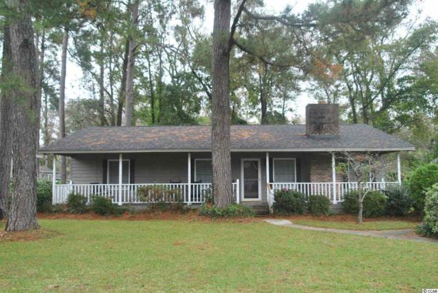 1102 27th Ave. S, North Myrtle Beach, SC 29582 (MLS #1822700) :: The Trembley Group