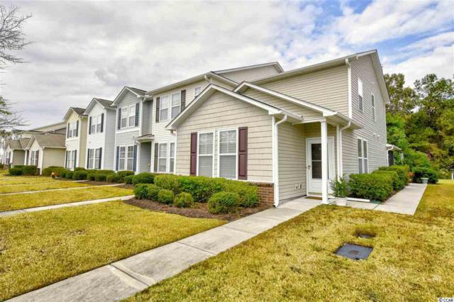 143 Old Town Way #6, Myrtle Beach, SC 29588 (MLS #1822713) :: The Hoffman Group