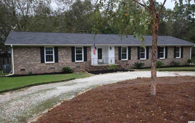 101 Winthrop Ln., Conway, SC 29526 (MLS #1822751) :: James W. Smith Real Estate Co.