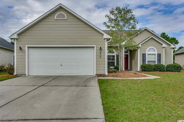 225 Chatham Dr., Myrtle Beach, SC 29579 (MLS #1822758) :: The Trembley Group