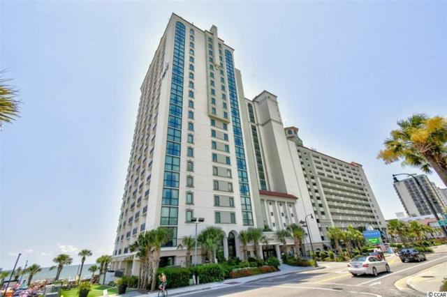 3000 N Ocean Blvd. #1906, Myrtle Beach, SC 29577 (MLS #1822770) :: The Greg Sisson Team with RE/MAX First Choice