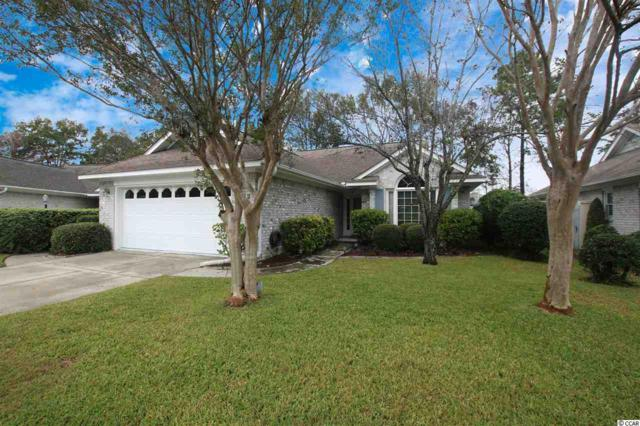 4712 Bermuda Way, Myrtle Beach, SC 29577 (MLS #1822772) :: The Greg Sisson Team with RE/MAX First Choice