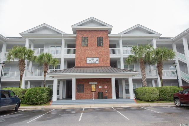 1001 Ray Costin Way #1608, Garden City Beach, SC 29576 (MLS #1822837) :: Sloan Realty Group