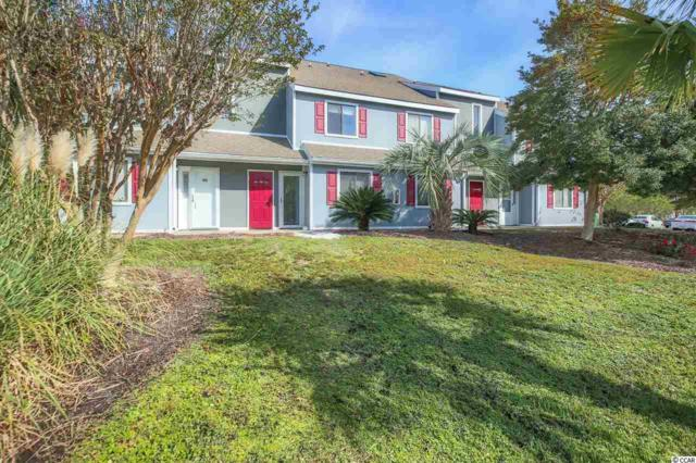 1850 Golf Colony Dr. 2-F, Surfside Beach, SC 29575 (MLS #1822852) :: James W. Smith Real Estate Co.