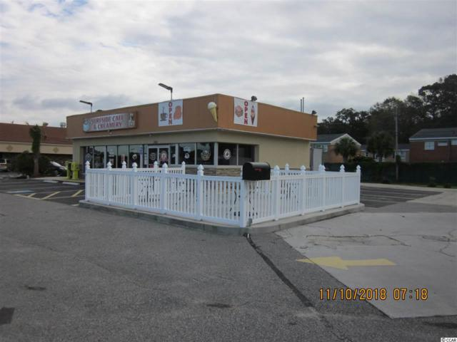 1611 North Kings Hwy., Surfside Beach, SC 29575 (MLS #1822856) :: The Homes & Valor Team