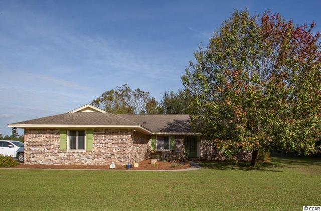 1110 Knotty Branch Rd., Conway, SC 29527 (MLS #1822858) :: The Hoffman Group