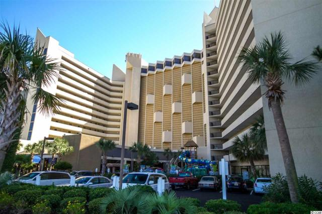 7100 N Ocean Blvd. #1223, Myrtle Beach, SC 29577 (MLS #1822915) :: The Hoffman Group