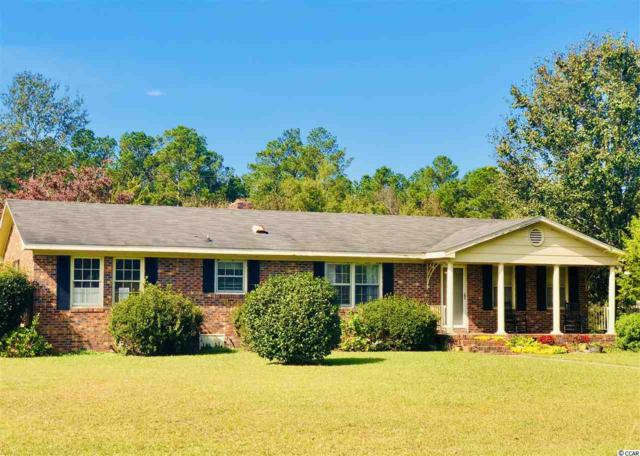 1711 Ivy Dr., Marion, SC 29571 (MLS #1822968) :: James W. Smith Real Estate Co.