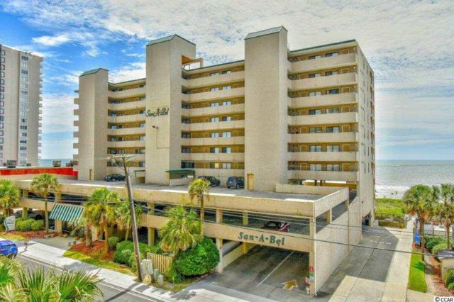 1709 S Ocean Blvd. #610, North Myrtle Beach, SC 29582 (MLS #1822988) :: James W. Smith Real Estate Co.