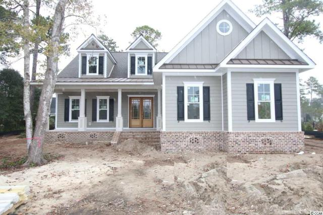 552 Woody Point Dr., Murrells Inlet, SC 29576 (MLS #1823019) :: Matt Harper Team