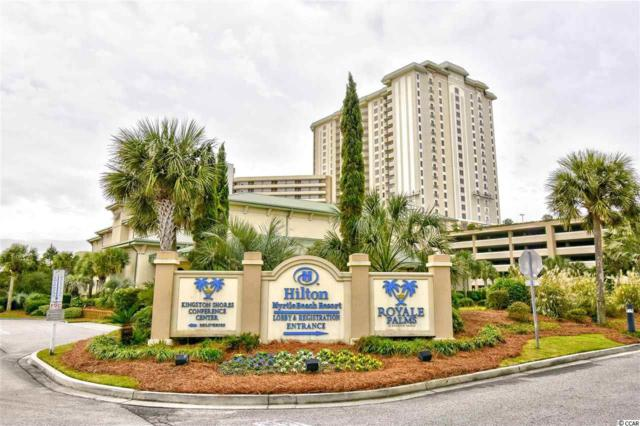 9994 Beach Club Dr. #1407, Myrtle Beach, SC 29572 (MLS #1823020) :: James W. Smith Real Estate Co.