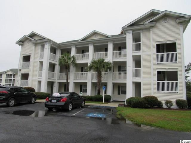 465 White River Dr. 35-B, Myrtle Beach, SC 29579 (MLS #1823042) :: The Greg Sisson Team with RE/MAX First Choice