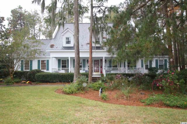 8116 Timber Ridge Rd., Conway, SC 29526 (MLS #1823049) :: The Litchfield Company