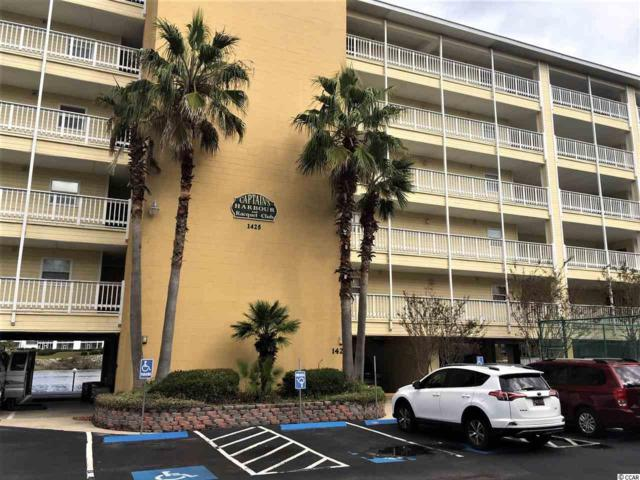 1425 Teague Rd. #503, Myrtle Beach, SC 29577 (MLS #1823105) :: The Hoffman Group