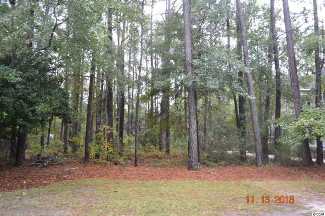 Lot 93 Commons Ct., Pawleys Island, SC 29585 (MLS #1823112) :: The Homes & Valor Team