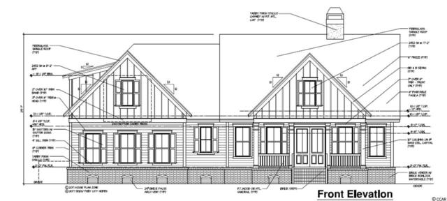 240 Woody Point Dr., Murrells Inlet, SC 29576 (MLS #1823126) :: Right Find Homes