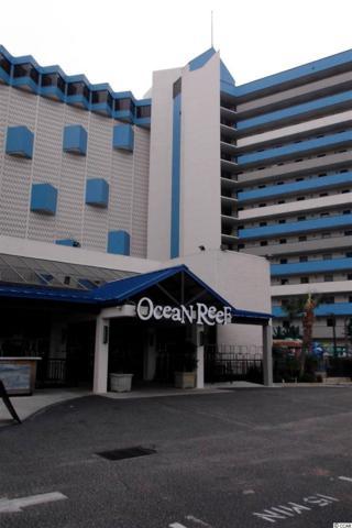 7100 N Ocean Blvd. N #505, Myrtle Beach, SC 29572 (MLS #1823141) :: Myrtle Beach Rental Connections