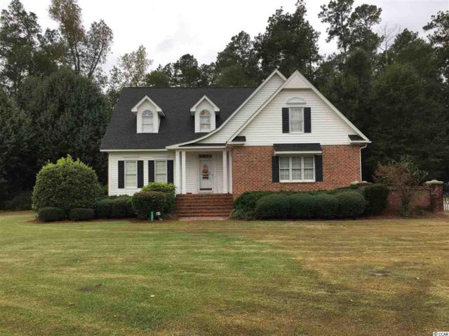 1201 Willtown Rd., Kingstree, SC 29556 (MLS #1823144) :: The Greg Sisson Team with RE/MAX First Choice