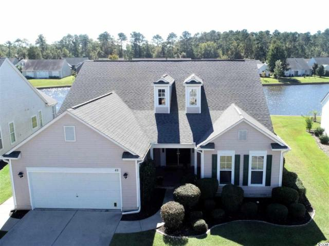 48 Longcreek Dr., Murrells Inlet, SC 29576 (MLS #1823146) :: The Greg Sisson Team with RE/MAX First Choice