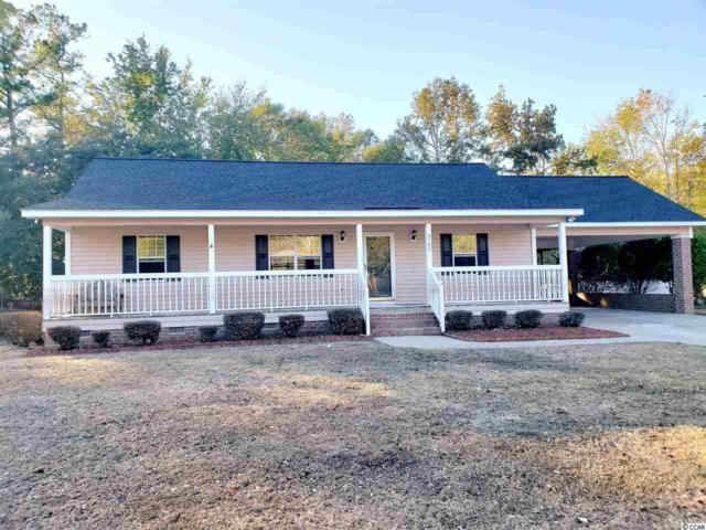 3580 Steamer Trace Rd., Conway, SC 29527 (MLS #1823147) :: The Greg Sisson Team with RE/MAX First Choice