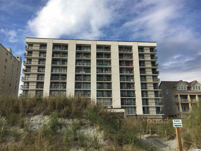 4111 S Ocean Blvd. #605, North Myrtle Beach, SC 29582 (MLS #1823150) :: The Hoffman Group