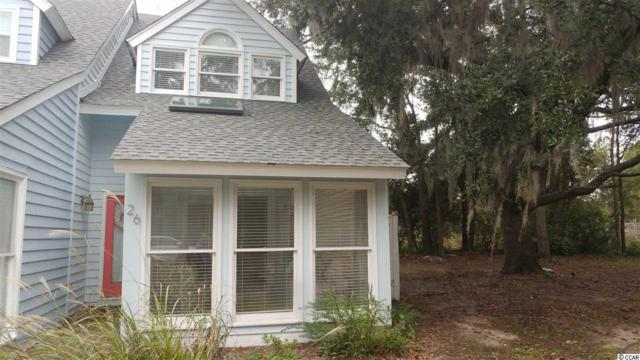 4920 S First St. #26, Murrells Inlet, SC 29576 (MLS #1823199) :: Silver Coast Realty