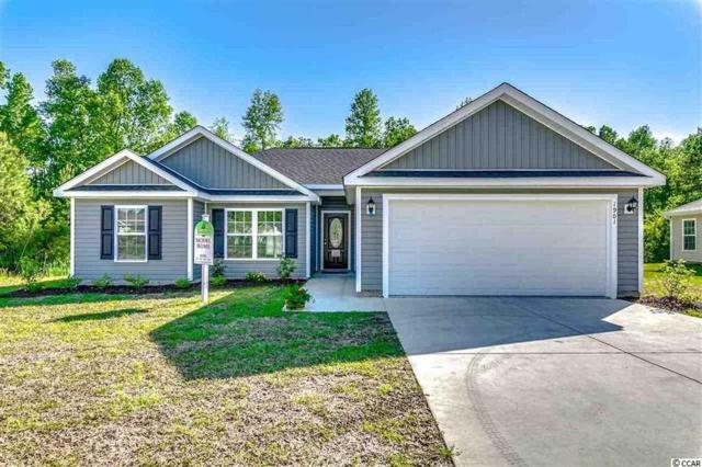 431 Hallie Martin Rd., Conway, SC 29527 (MLS #1823200) :: The Homes & Valor Team