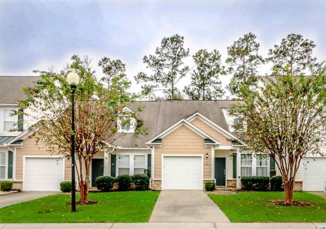134 Coldstream Cove Loop #704, Murrells Inlet, SC 29576 (MLS #1823227) :: The Trembley Group