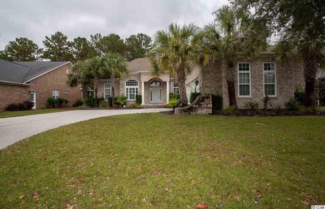 5413 Pheasant Dr., North Myrtle Beach, SC 29582 (MLS #1823239) :: SC Beach Real Estate